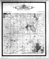 La Grange Township, Dowaniac, Stone lake, Cassopolis, Cass County 1896